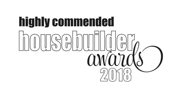 Avant Homes Housebuilder award 2018
