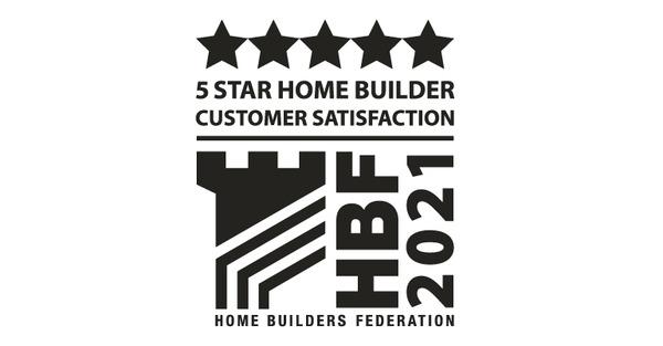 Avant Homes Five Star Builder