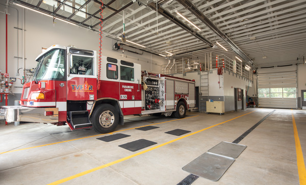 Architecture Photo of Firehouse 55