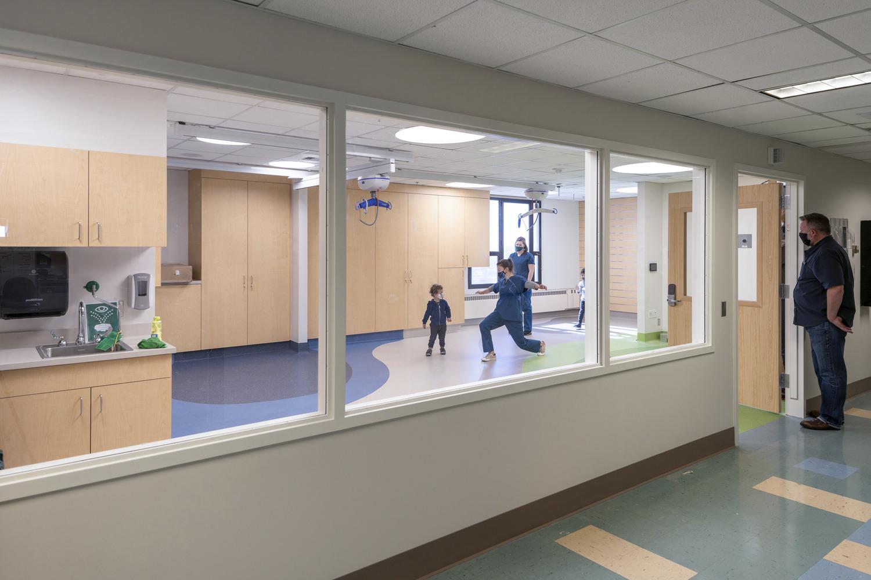 Photo of Harborview Medical Center Pediatric Burn Unit