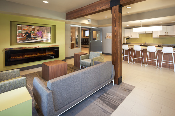 Interior Photo of Orchards at Orenco