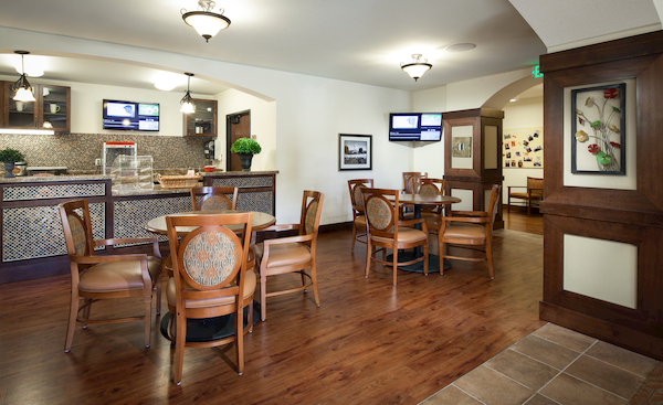 Interior Photo of White Cliffs Senior Living