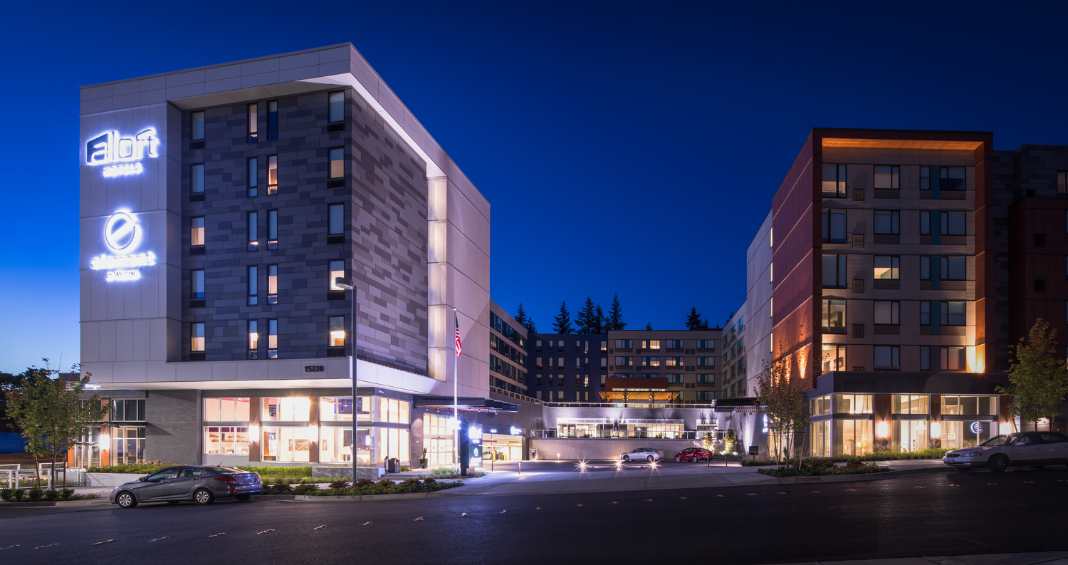 Photo of Aloft & Element Seattle Redmond Hotels