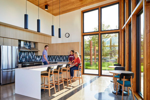 Interior Photo of Whatcom Community College Student Housing