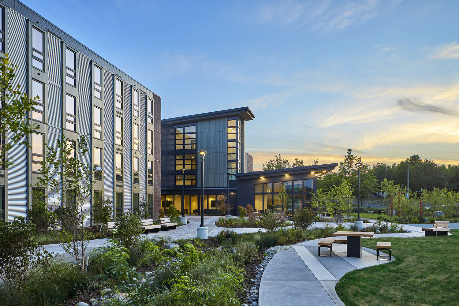Photo of Whatcom Community College Student Housing