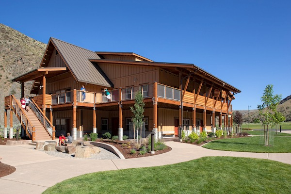 Architecture Photo of Young Life's Washington Family Ranch