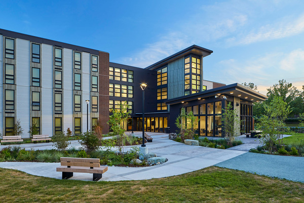 Architecture Photo of Whatcom Community College Student Housing