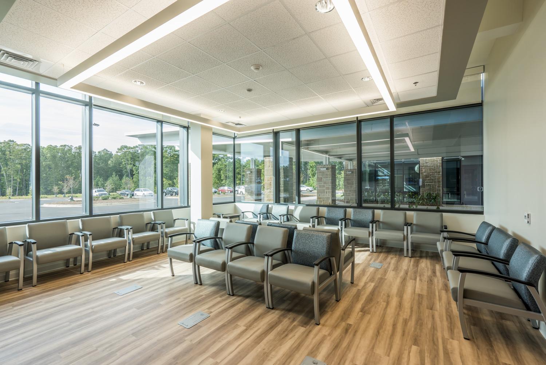 FirstHealth Medical Office Building & Wellness Center : LS3P